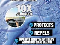DuraShield HD Windshield and Glass Protection Improves