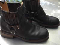 Durodo motorcycle boots size 13D excellent condition