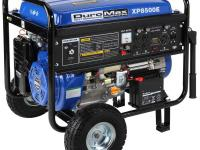 The XP8500E generator features an exclusive High-AMP RV