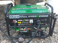 ITEM INFO: Duromax XP4850EH 3850 Running Watts/4850