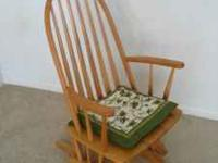 Dutailier Glider chair for sale. $30.00 Phone # .