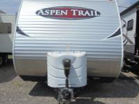 For sale is a Dutchmen Aspen Trail 2013 27 foot bumper
