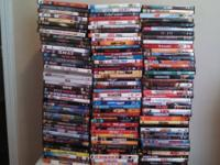 Offering my DVD Collection. Collection consists of a