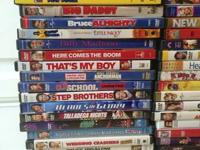Comedy DVD Collection, Over 60 Movies! Will certainly