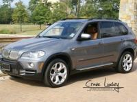 "CRAVE LUXURY AUTO . This is a 2009 BMW X5. It""s without"