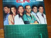 WIDE SCREEN SEALED ER SEASON 1 COMPLETE - NEVER OPENED