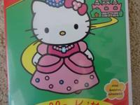 EARLY SPRING CLEANING !!! I am selling a Hi Kitty DVD