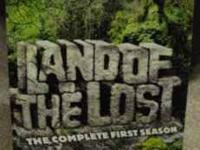 DVD Land of the Lost series, new never used, call