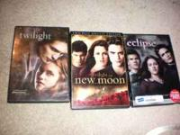 ALL Included: Twilight New Moon Eclipse Quarantine