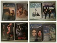 $2 each Brave Alaska The Day after Tomorrow The 4th