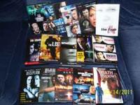 I have dvd's for sale. They are $2.00 each. Each dvd