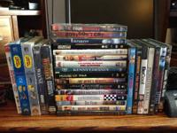 DVD Movies for sale starting at $3.00 Each. Some are