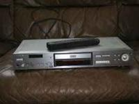 Sony Dolby Digital DVD player. Call Norm at  Location: