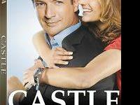Castle: The Complete Fifth Season (DVD, 2013, 5-Disc