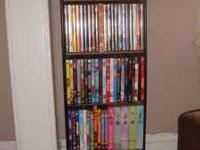 I am selling a lot of 66 DVD's I will sell them
