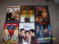 DVD's $3 Each pick and choose txt  it's ok to contact