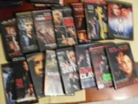 We have 100 DVD'S for sale @ $3.00 each. Family, kids,