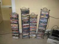 I have a bunch of DVD's for sale I am selling some for