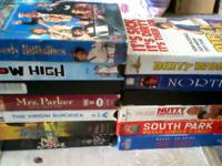 I have DVD's that I am offering for $3.00 each. I