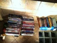 I am selling my DVD and Blu ray collection. All moves