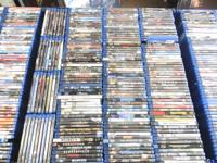 Tons of movies and movie posters for sale! 5,000+ DVDs