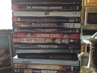 Hi, I have the following DVD's for sale. I am asking $3
