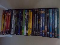 I have 28 DVD's (2$ Each) 40$ for All. I have 125+