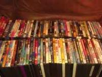I have roughly 450 DVD'S for sale for $2 each. If you