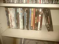 Hi There THERE IM SELLING ALL MY DVD'S FOR A FIRM COST