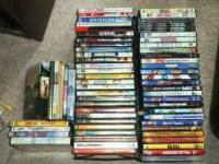 Trying to sell some DVD's. Individually or the bunch.