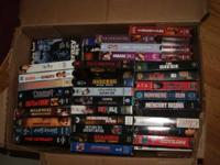 I have approximately 200 DVD's of various titles. I