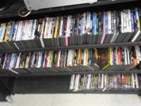 All DVD's only $1 each.   Make your collection full.