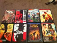 Have these extra movies for sale 17 movies, 6 games,