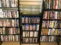 DVD $1 Blu-ray $5 Box sets $5 Video games $5  we also