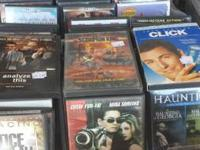 ******** DVD's Starting at $1 Many to Choose from.