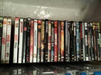 For sale are the following DVDs:.  Apocalypse Now.