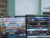 I have a collection of 150 DVDs for sale. All dvds are