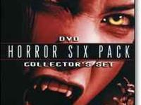 Horror Six Pack Collector's Set PROM NIGHT Four