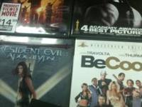 *****MANY MANY MANY MOVIES TO CHOOSE FROM .... only