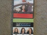 I have two DVD Sets, of the first and second season of