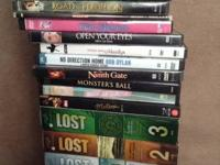 DVDs - $2 Lost Seasons - $5 a piece or $10 for all 3