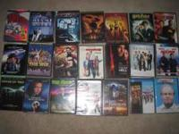 DVDs 2$ OBO Call or text  Thanks! 300 Lost in Space