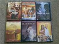 Dvd's $4 each call/text  Location: Rio Rancho