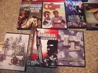I HAVE DVD MOVIES, VHS GAITHER GOSPEL SERIES, DVD TV