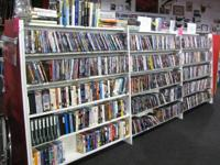 $2.00 DVDs Everyday! WE BUY & SELL DVDs.  We get,