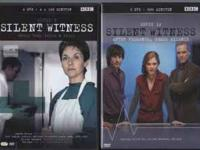 The great UK drama series SILENT WITNESS...near new