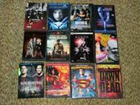 DVDS FOR SALE $2.00 EACH OR TAKE ALL FOR $15.00 XXX VIN