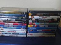 Various DVDs for sale,$2.00 each. Live in Chisholm