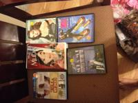 DVDs $3 a piece! Message me for details or to arrange