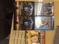 Dvds for sale $4 each  Hamburger Hill Austin powers
